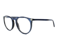 699c6d7d9bff ... Green side view. 5 Other colours. Other colours. Gucci eyeglasses GG- 00270 005 50-20 Blue