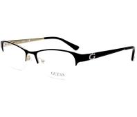 1f510c408e7 Guess eyeglasses GU-2567 002 51 17 Black Gold Copper