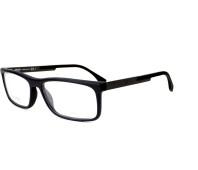 Hugo Boss eyeglasses BOSS-0774 HXE 56-15 Black Carbon 056ccd29da