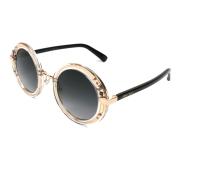 9115cee201b Jimmy Choo Sunglasses GEM-S 1FN 90 48 25 Crystal Gold