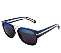 8af5652ce9 Police Sunglasses S-1948 1FHH 52 20 Black Blue. -64%. Police NEYMAR JR1 ...