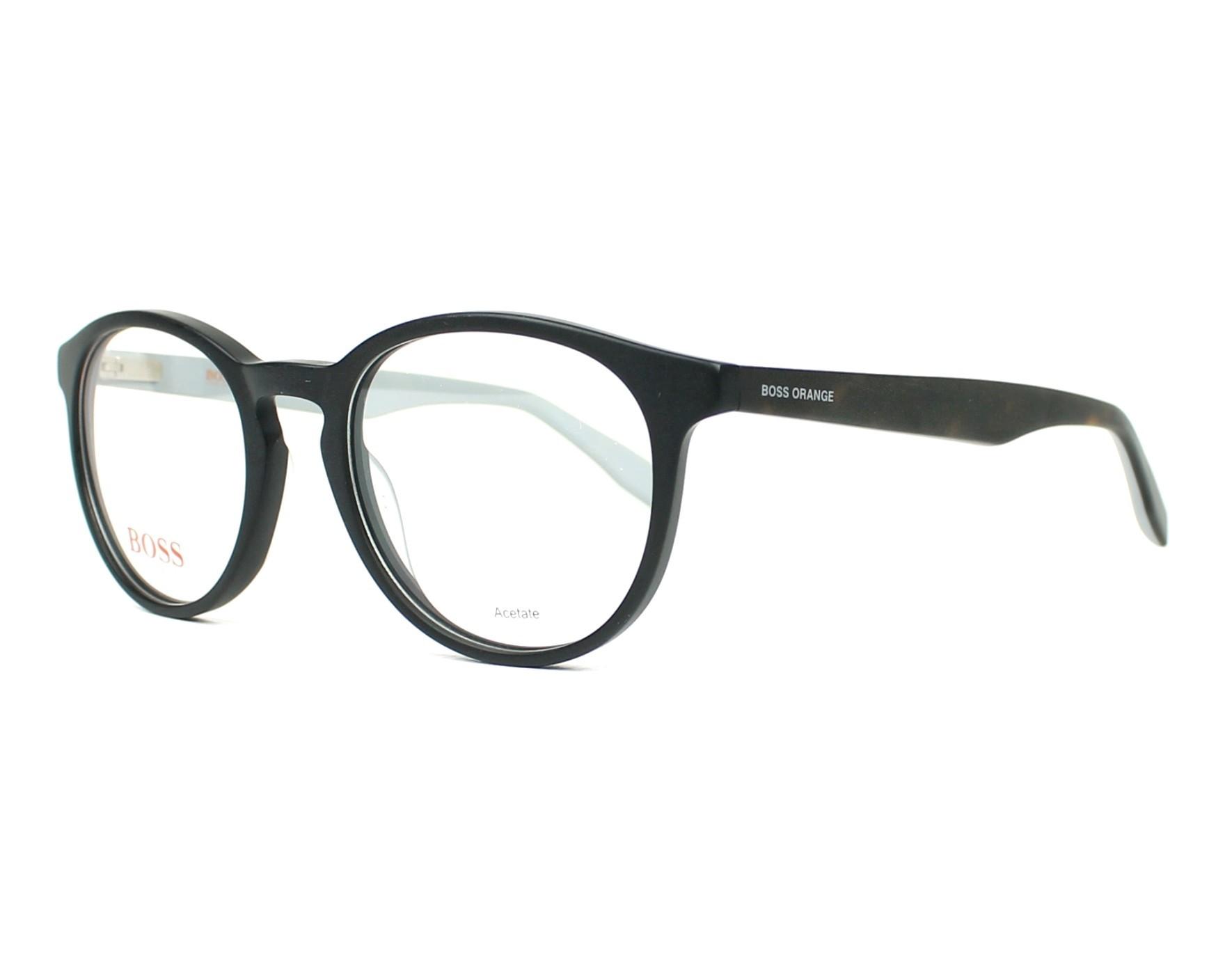 Boss Orange Eyeglasses Black BO-0268 I21 - Visionet US