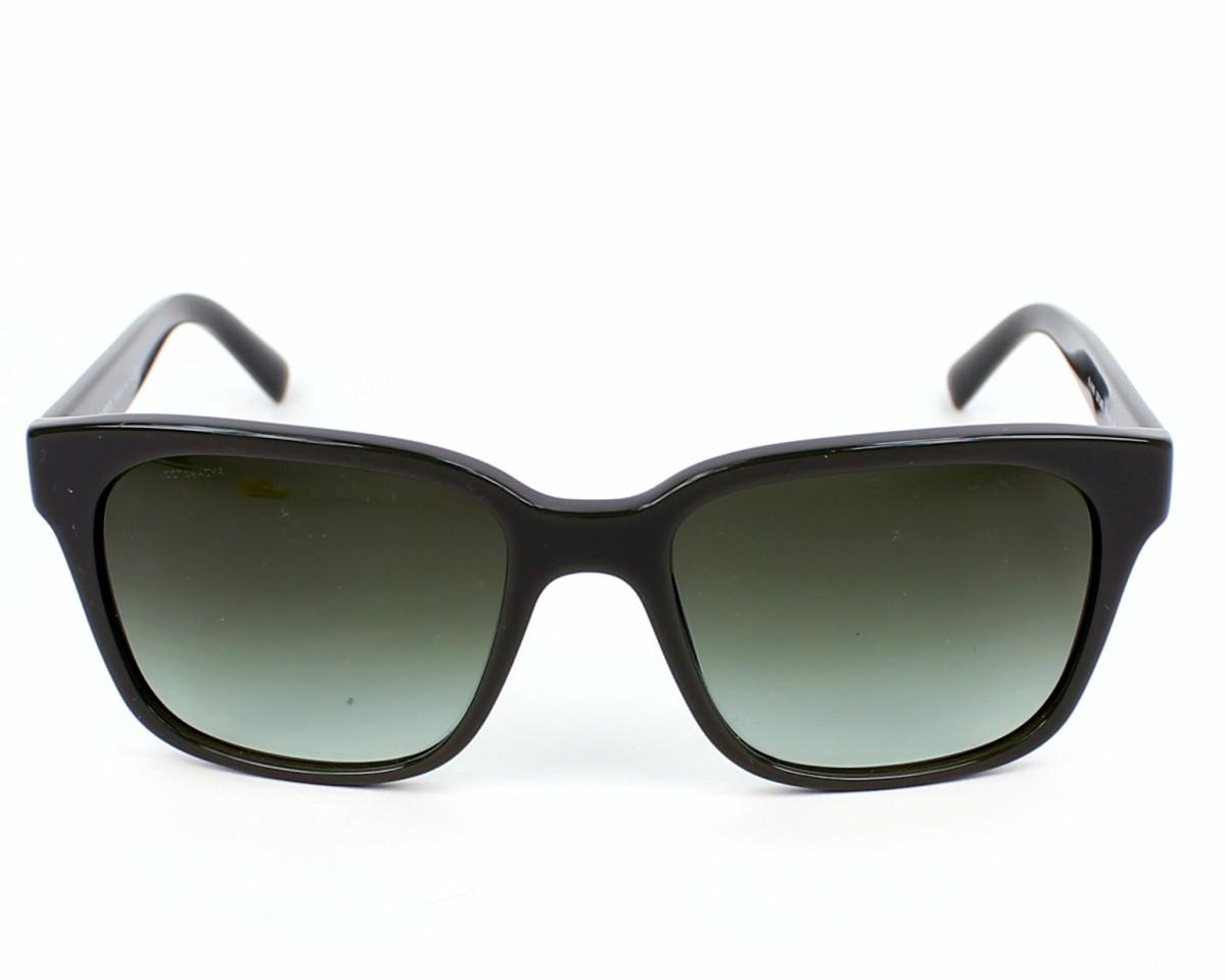 fdabf7e53a94 Sunglasses Burberry BE-4140 3373 8E - Green front view