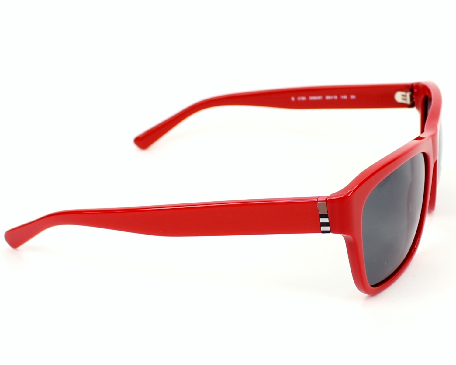 Sunglasses Burberry BE-4194 3364 87 - Red side view 21957d198c174