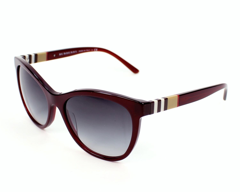 Sunglasses Burberry BE-4199 3543 8G 58-17 Bordeaux profile view 1c9378e1b5c3
