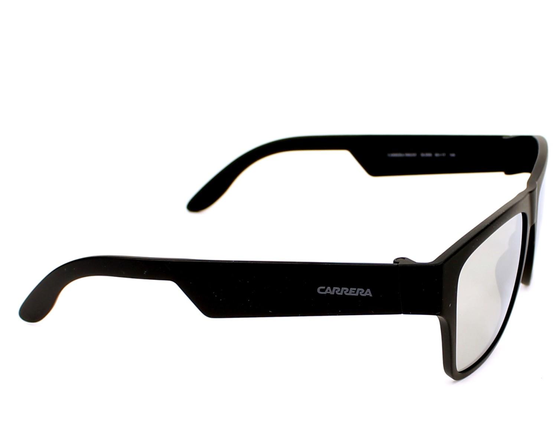 Sunglasses Carrera 5002-ST DL5 SS - Black side view 8a14084107e9
