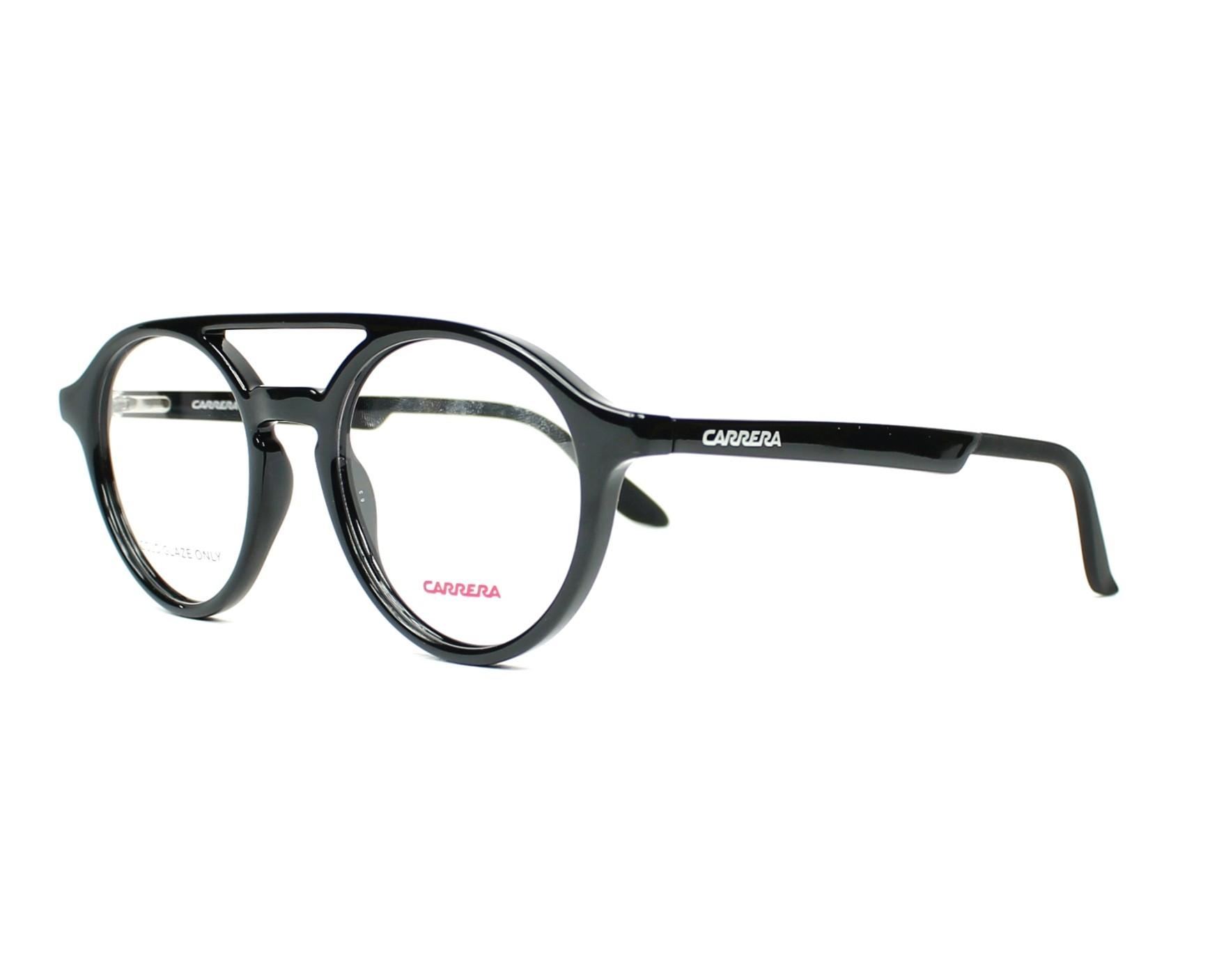 D28 Monturas de gafas Carrera CA5542 SHN BLACK