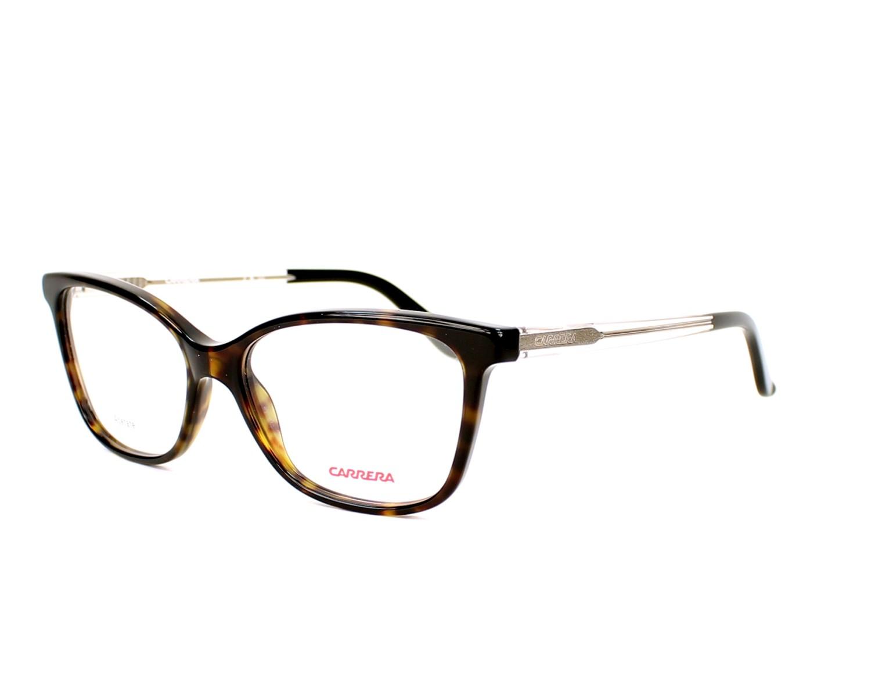 Carrera Eyeglasses Havana CA-6646 QK8 - Visionet US