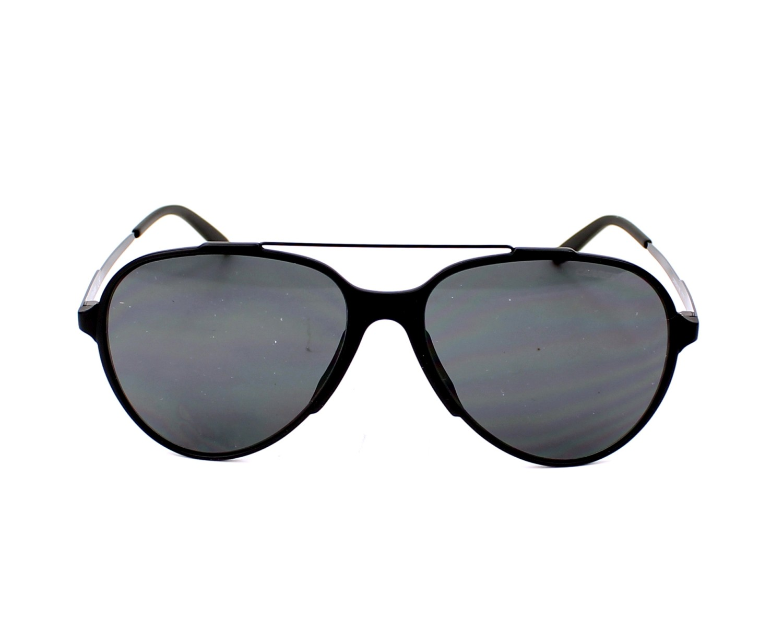 Sunglasses Carrera CARRERA-118-S GTN P9 57-16 Black front view dd999e7a3d
