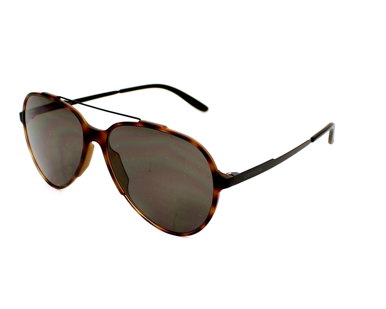 95f2b9fe43 Carrera Sunglasses Havana with Brown Lenses CARRERA-118-S L2L NR ...