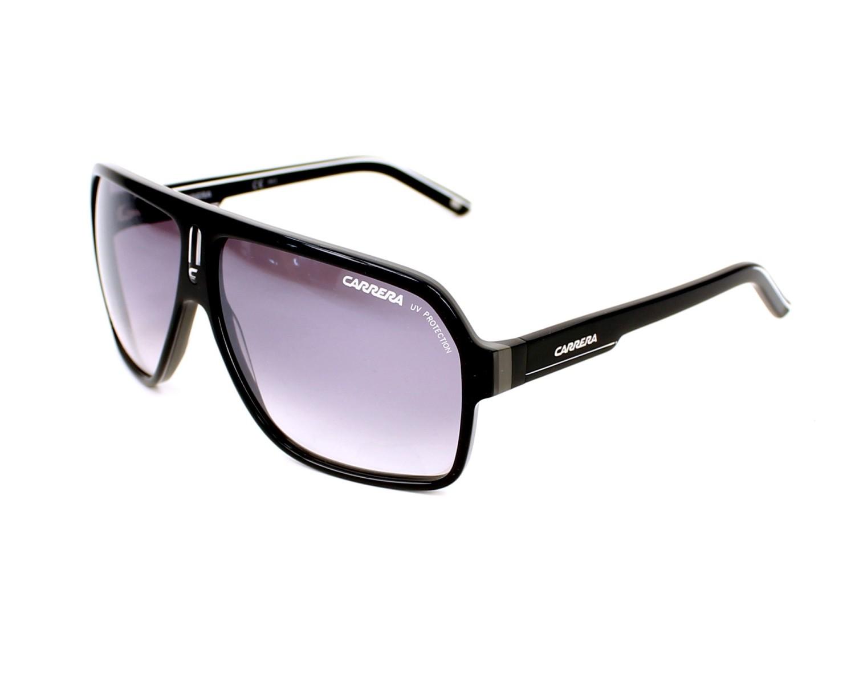 5a60bad48339a thumbnail Sunglasses Carrera CARRERA-27 XAX IC - Black Grey profile view