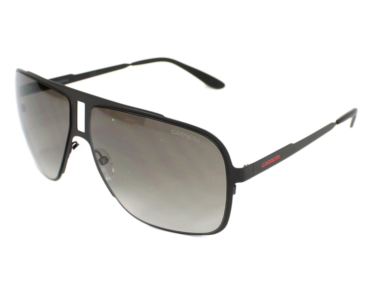 5689e0b03f thumbnail Sunglasses Carrera Carrera-121-S VXM/HA - Brown profile view