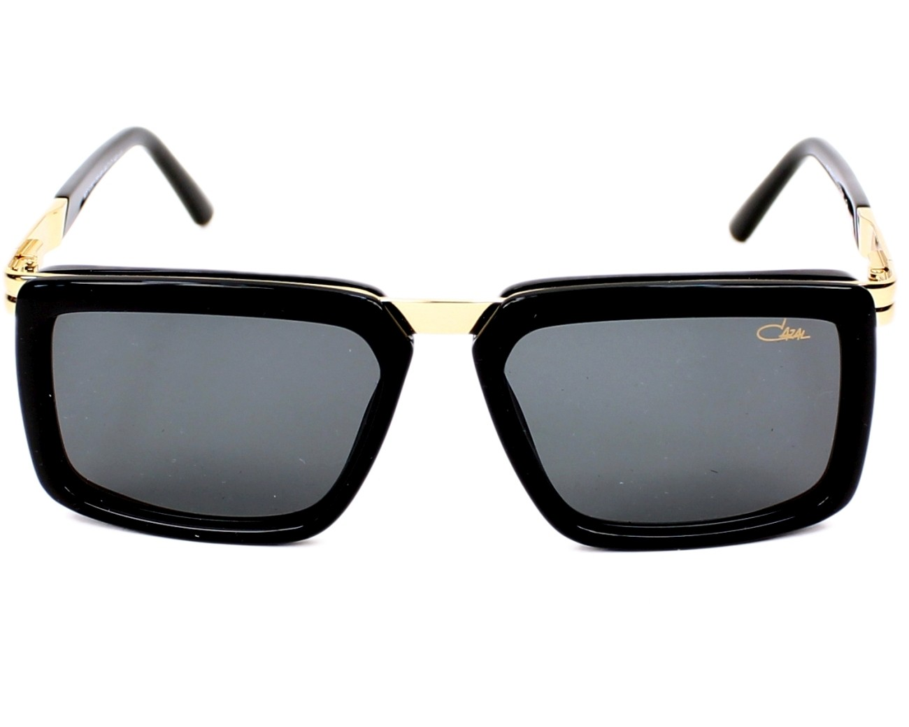 4f36ad125056 Sunglasses Cazal 6006-3 001 - Black Gold front view