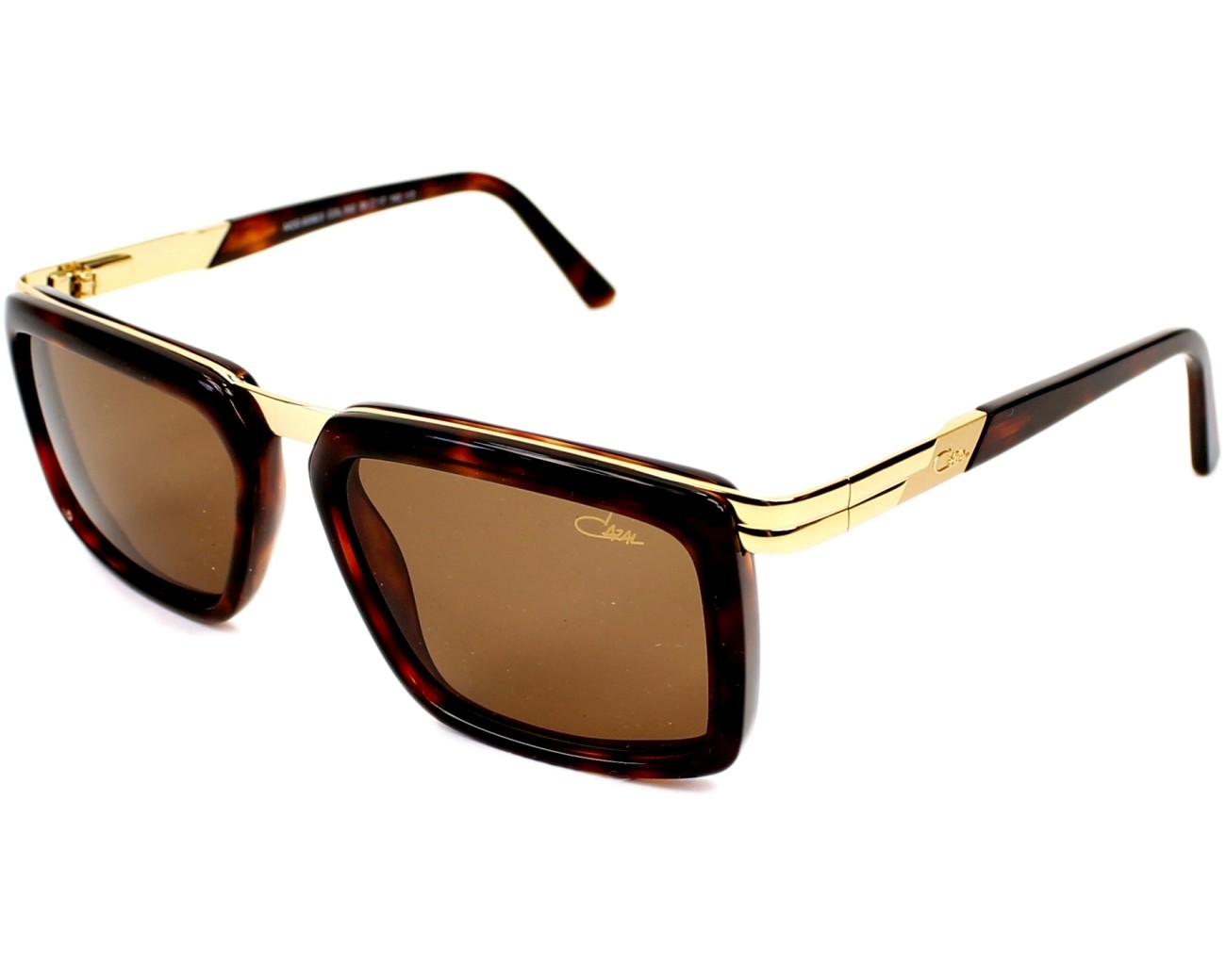 e8a9c25fc53e Sunglasses Cazal 6006-3 002 - Havana Gold profile view