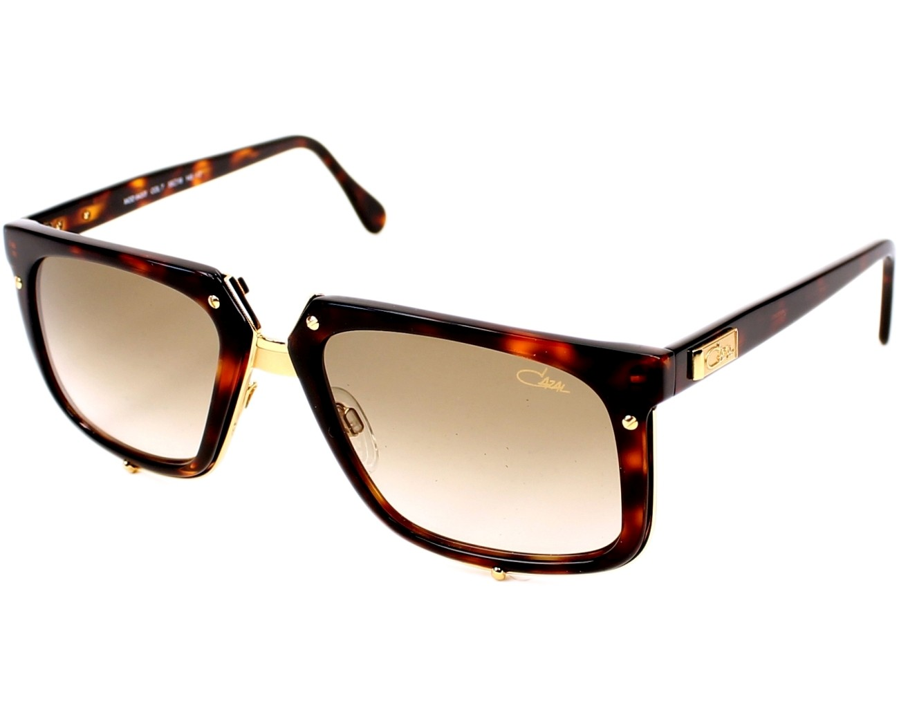 Cazal Sunglasses 643 3 007 Havana Visio Net Com