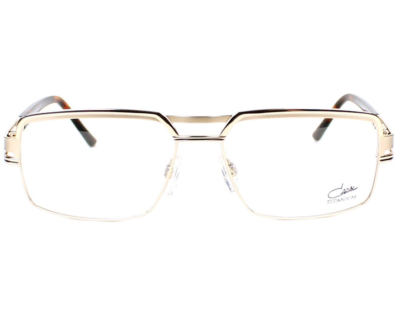 dfc29eb95627 eyeglasses Cazal 7053 003 - Gold Gold front view