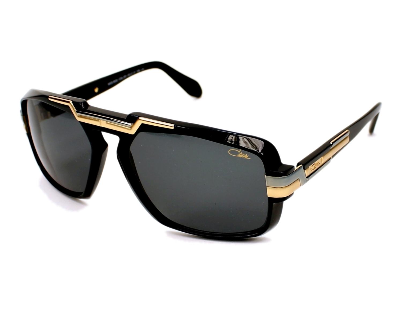 Cazal Sunglasses 8022 001 Black Visio Net Com