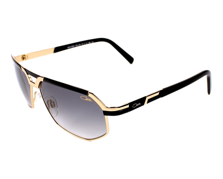cazal sunglasses 9056 001 gold visio. Black Bedroom Furniture Sets. Home Design Ideas