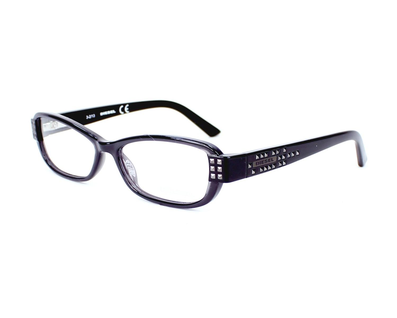 Diesel Eyeglasses Grey DL-5010 001 - Visionet US