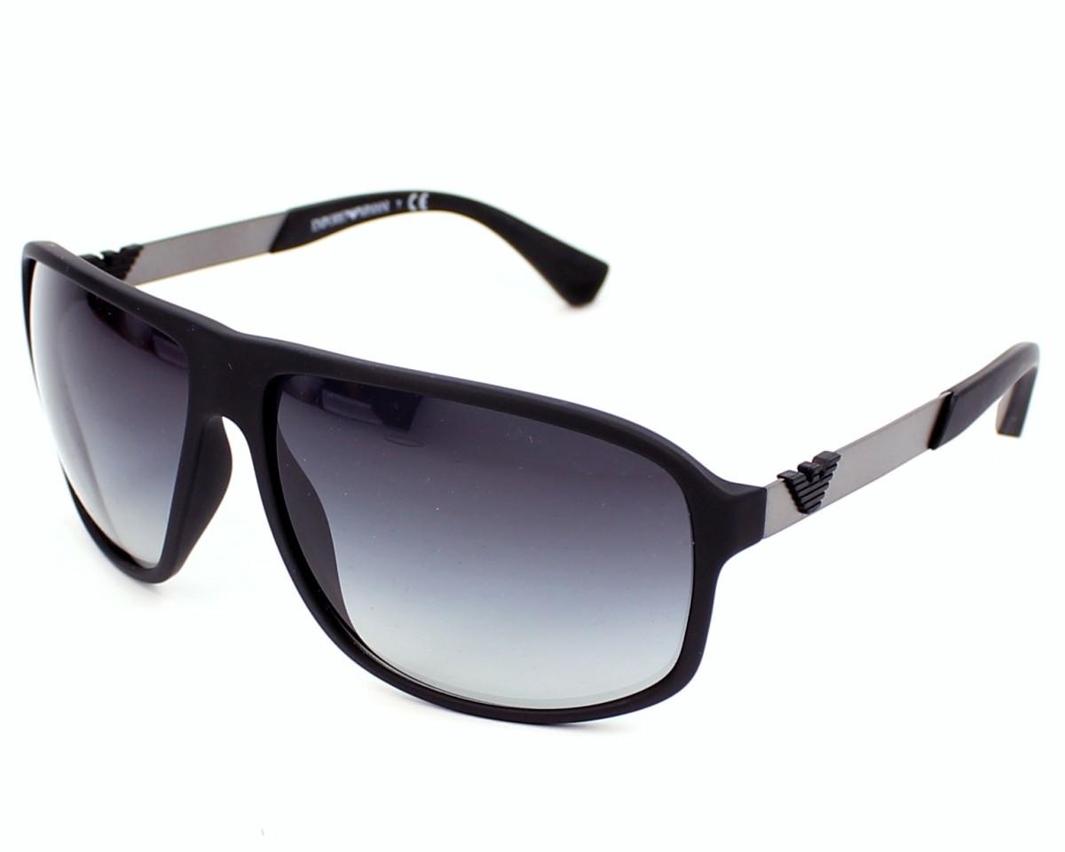 a0f8d2aca9a Sunglasses Emporio Armani EA-4029 5063 8G 64-13 Grey profile view