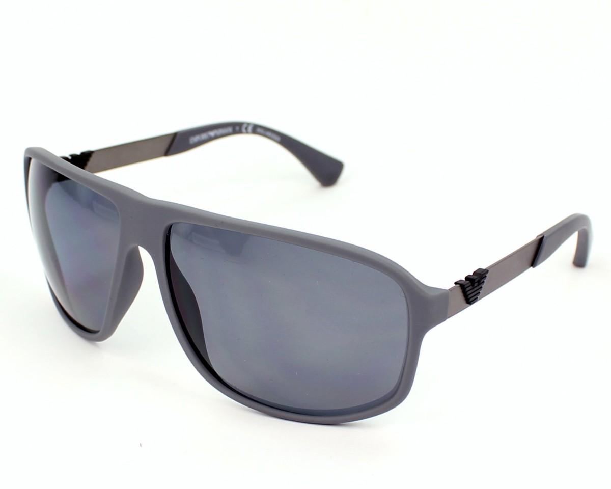 130aae00d65 Sunglasses Emporio Armani EA-4029 5211 81 - Grey profile view