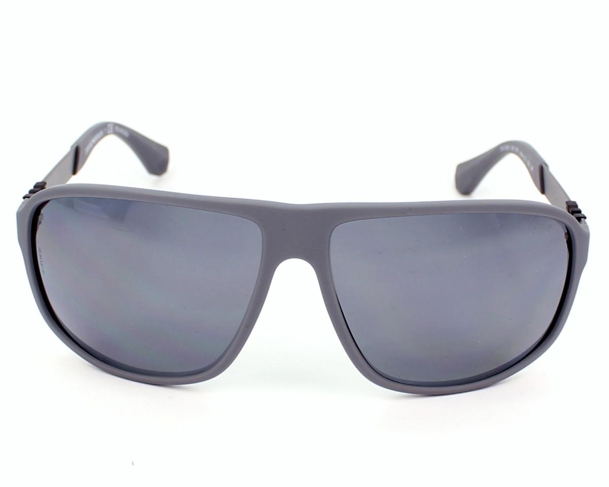 d071a01cfed Sunglasses Emporio Armani EA-4029 5211 81 - Grey front view