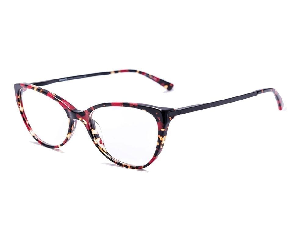 6ac18cda51d eyeglasses Etnia Barcelona BATONROUGE HVRD 52-16 Havana Red profile view