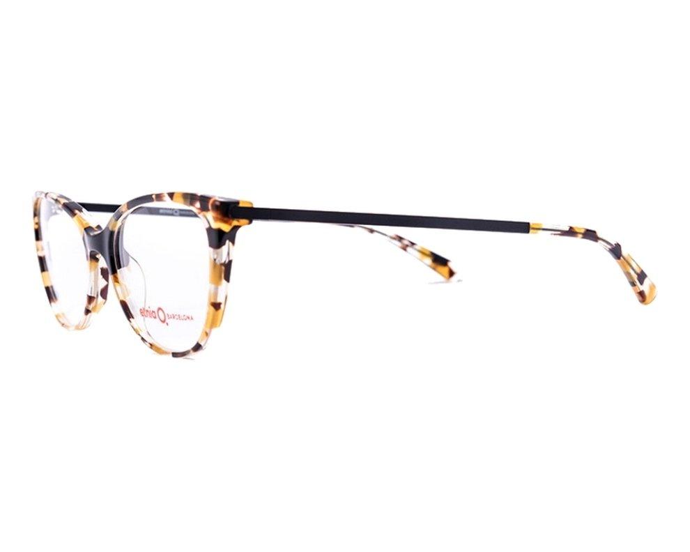 c0d4579cc03 eyeglasses Etnia Barcelona BATONROUGE HVYW 52-16 Havana Black side view