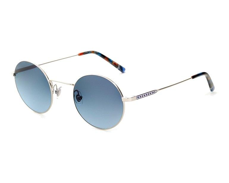 cf82703ba5b Sunglasses Etnia Barcelona LAPA SLBL 45-22 Silver profile view