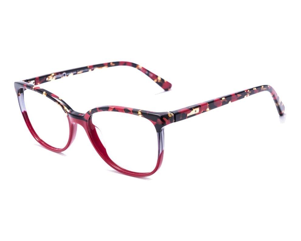 Etnia Barcelona Eyeglasses Red VERACRUZ HVRD - Visionet US