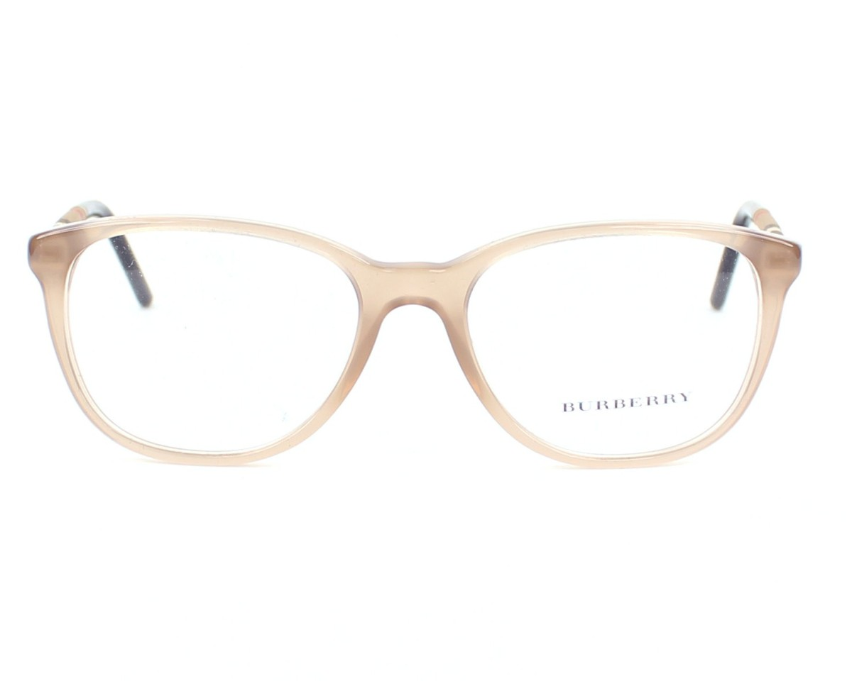 5b68f5f7c12 eyeglasses Burberry BE-2112 3012 - Beige front view