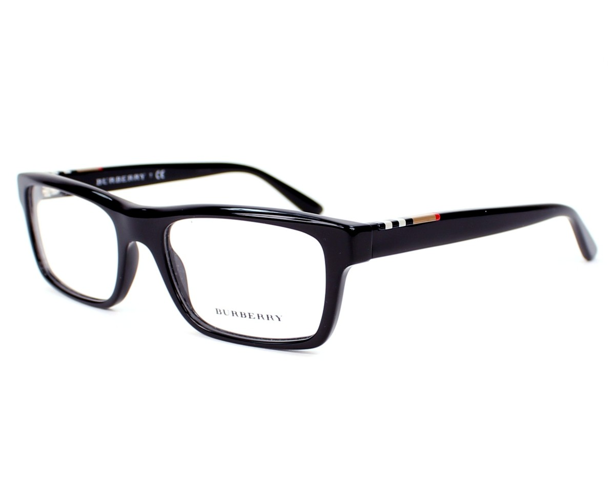 bf94b19db0e6 eyeglasses Burberry BE-2138 3396 - Black profile view