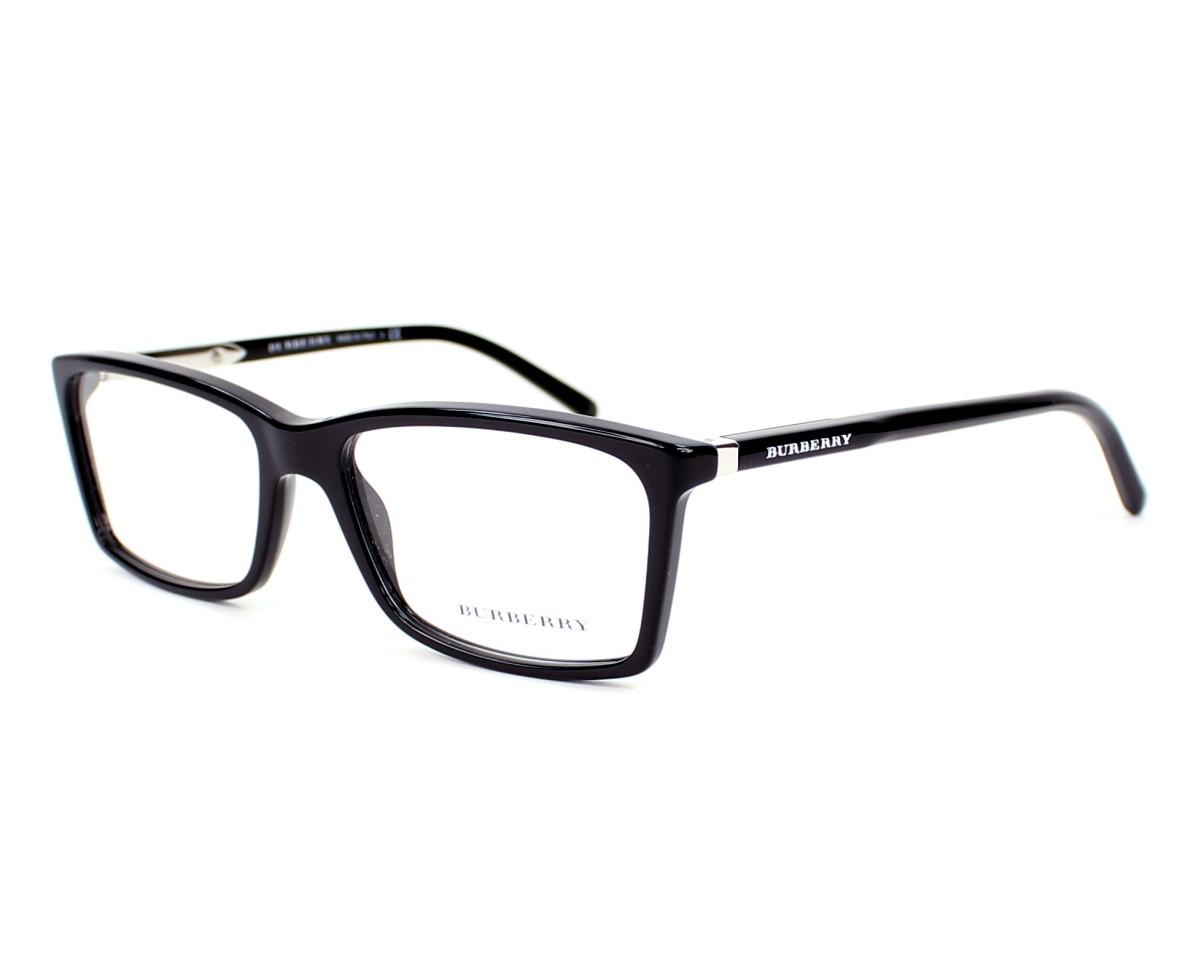 b76ec948d7da eyeglasses Burberry BE-2139 3001 - Black profile view