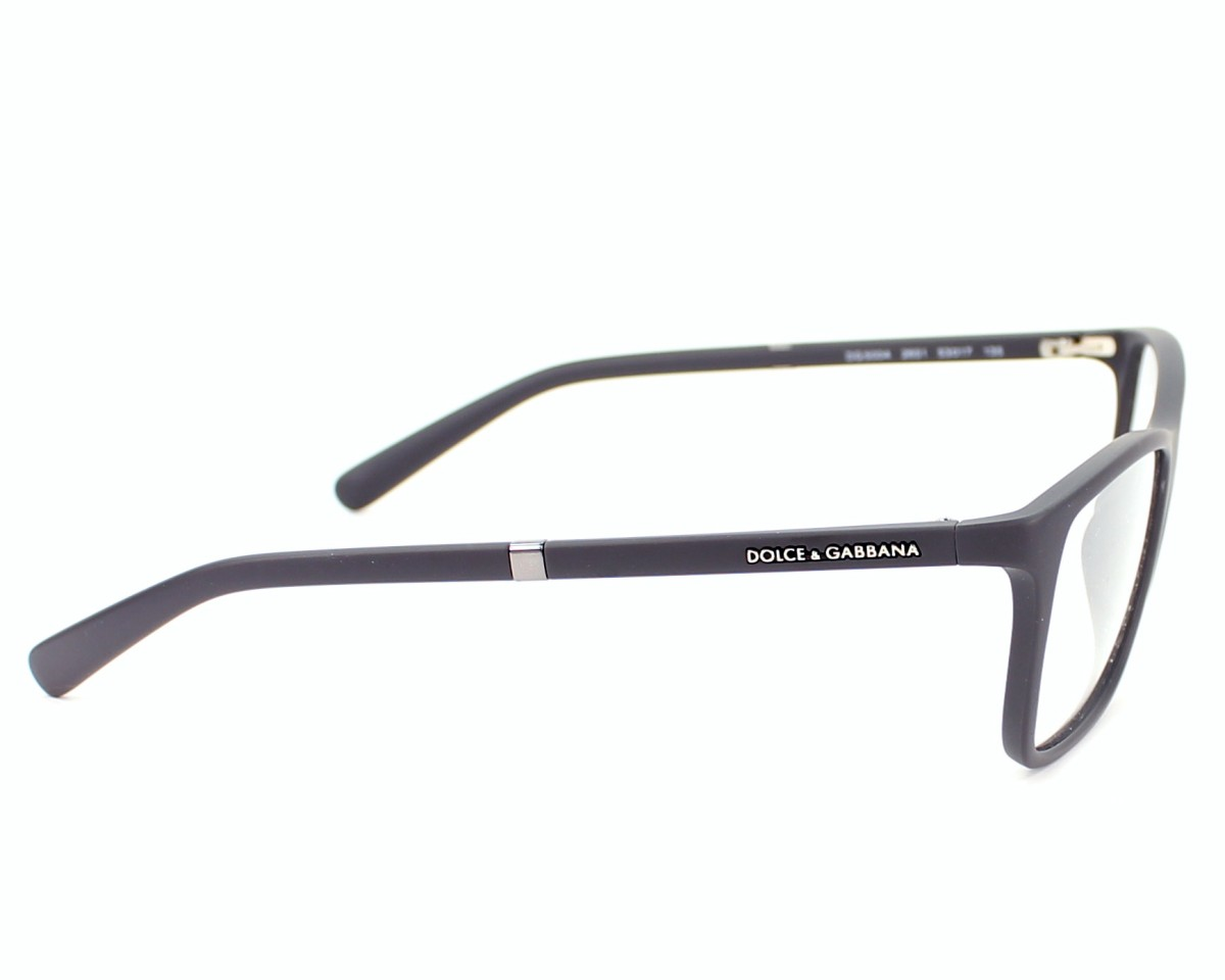 f9e7a1934781 eyeglasses Dolce   Gabbana DG-5004 2651 - Grey side view