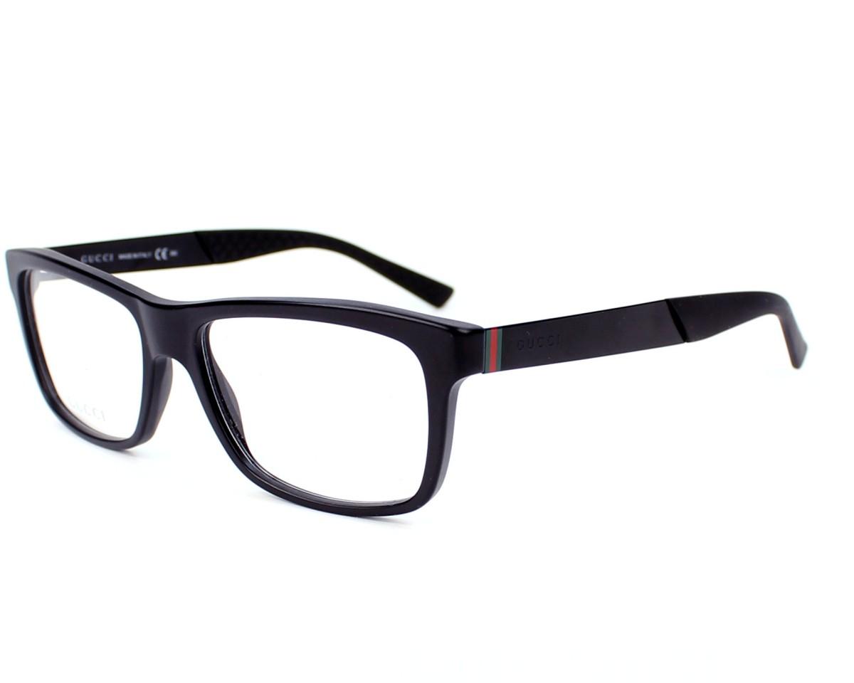 a6826c48e90 eyeglasses Gucci GG-1045 ACZ - Black profile view