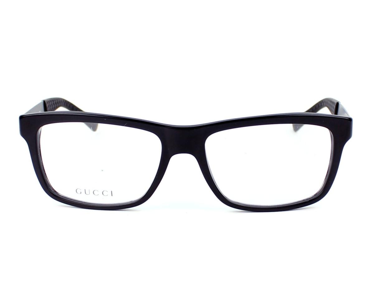 252e66cfaa2 eyeglasses Gucci GG-1045 ACZ - Black front view