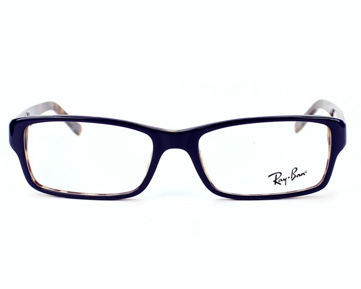 23b22d6bd76 eyeglasses Ray-Ban RX-5169 5219 - Blue Havana front view