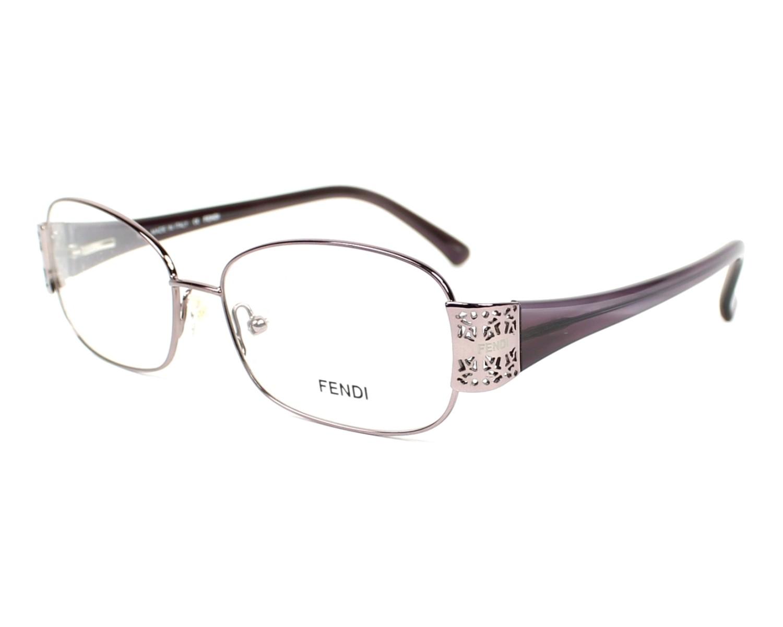 Fendi Eyeglasses Purple F-803 516 - Visionet US