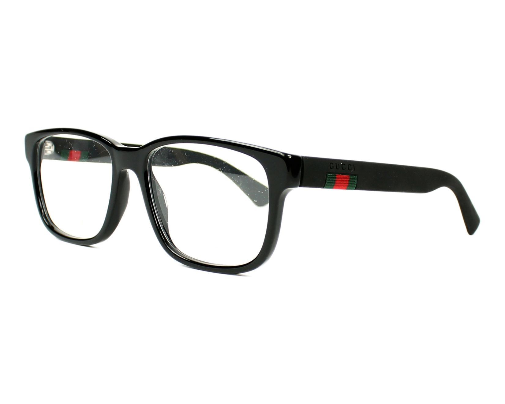 Buy Gucci eyeglasses online at low prices (+ than 350 Gucci eyeglasses)