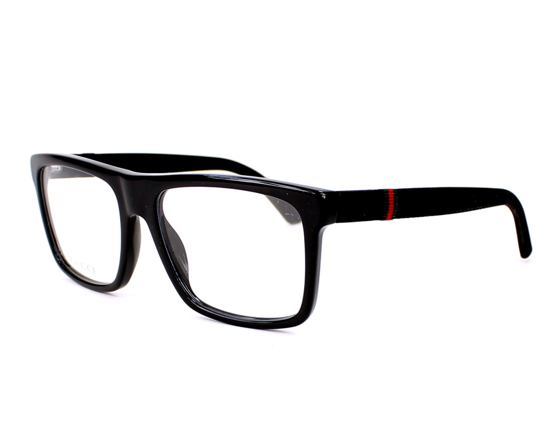 a8211a14de eyeglasses Gucci GG-1117 UI5 - Black profile view