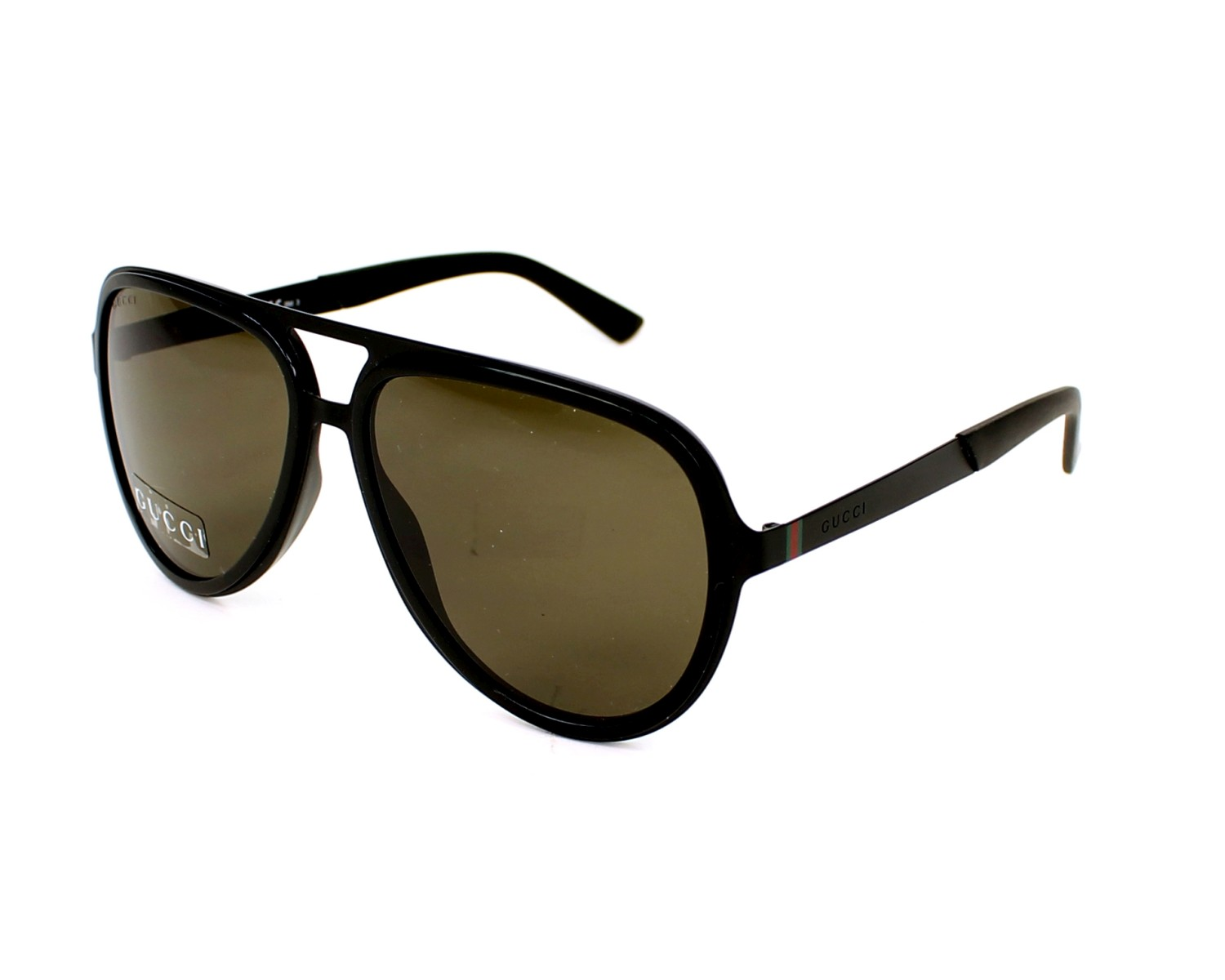 thumbnail Sunglasses Gucci GG-2274-S 003/EJ - Black profile view