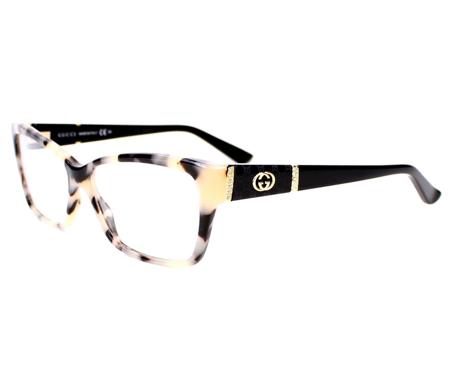 Gucci Eyeglass Frame 3559 : Order your Gucci eyeglasses GG 3559 MKJ 55 today
