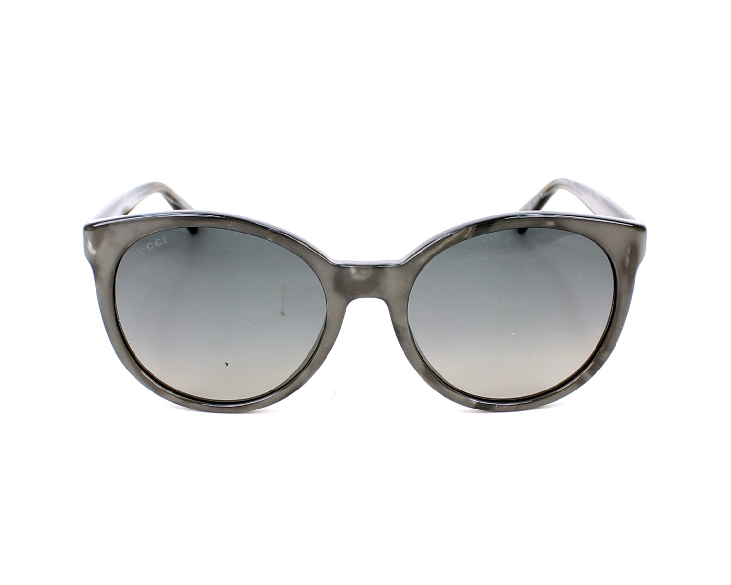 fc90298056e6 Sunglasses Gucci GG-3820-S R4I DX 54-19 Grey front view