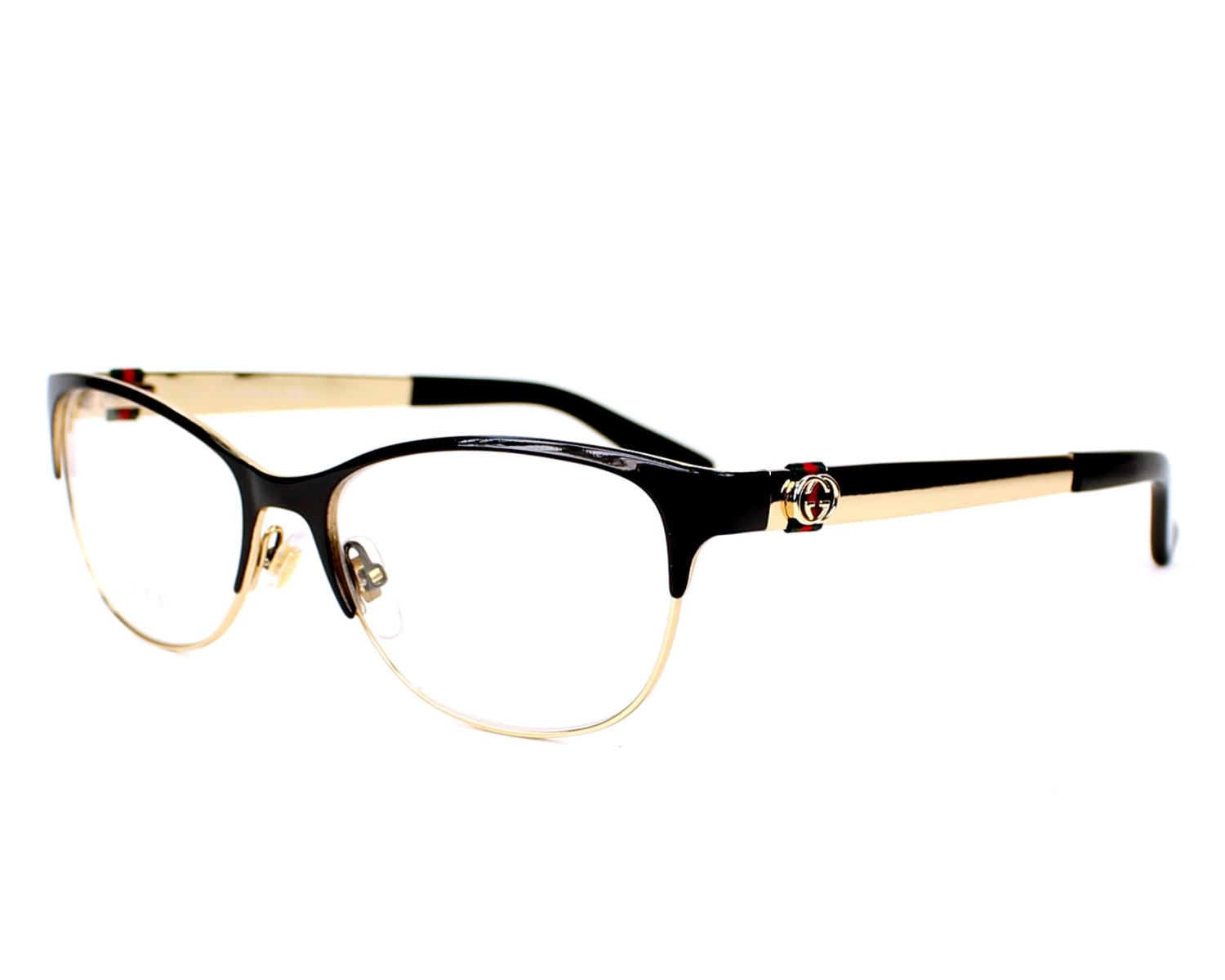 Gucci Wire Eyeglass Frames : Order your Gucci eyeglasses GG 4281 4Z6 53 today