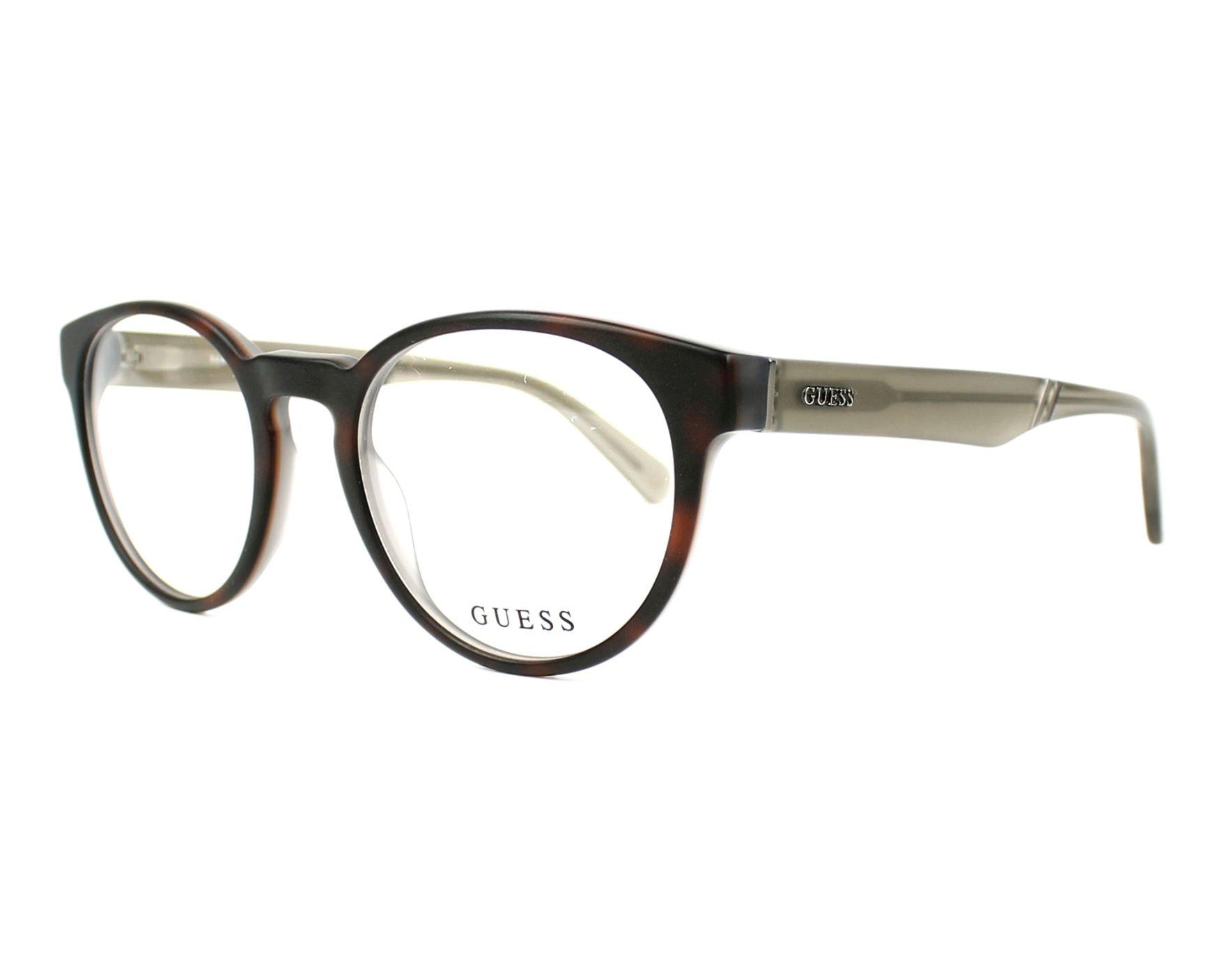 Guess Eyeglasses GU-1932 052 Havana | visio-net.com
