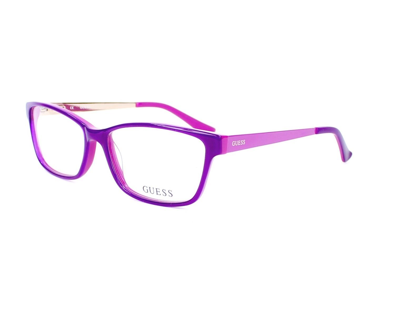 Guess Eyeglasses GU-2538 075 Purple | visio-net.com