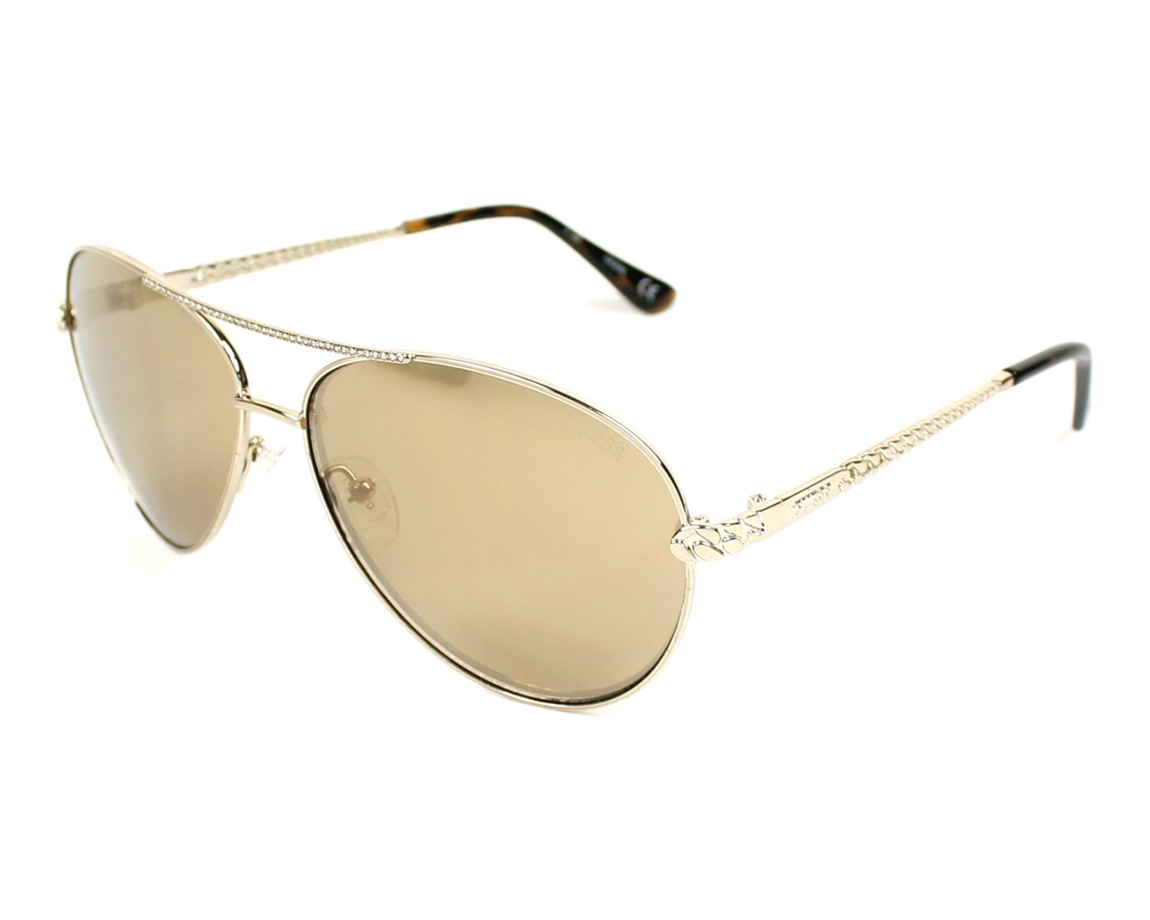 Sunglasses Guess GU-7470-S 32G - Gold 360 degree view 1 044ab1119d8e