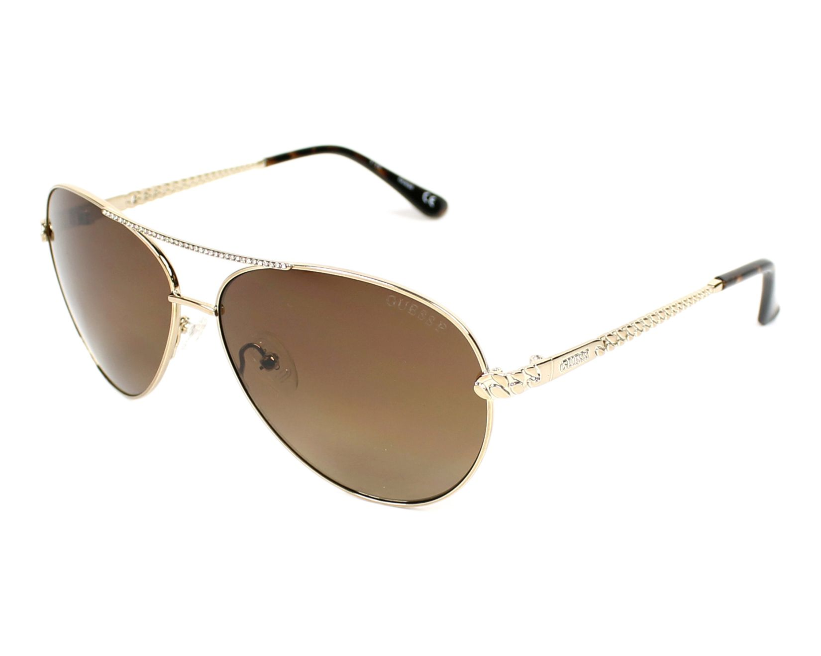 Sunglasses Guess GU-7470-S 32H 60-13 Gold profile view 8aa4f26e7095