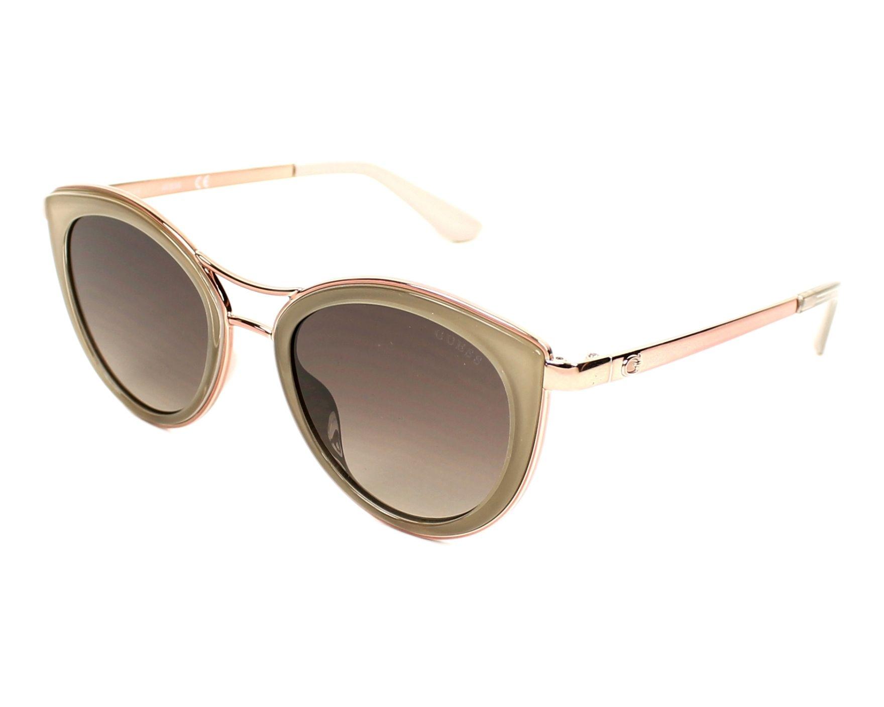 Guess GU7490 Sonnenbrille Beige 57F 51mm tOrrwTOU9