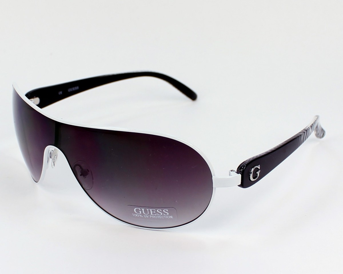 Www Guess Sunglasses  guess sunglasses guf212 wht 35 0 visionet